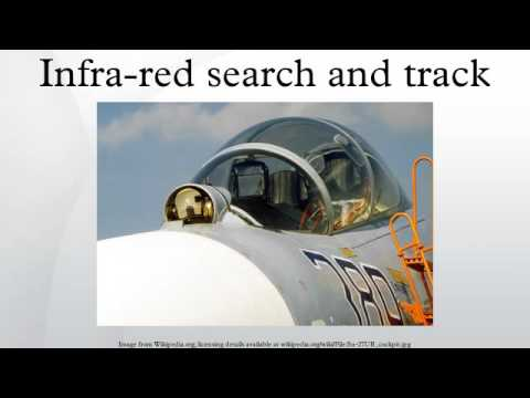 Infra-red search and track