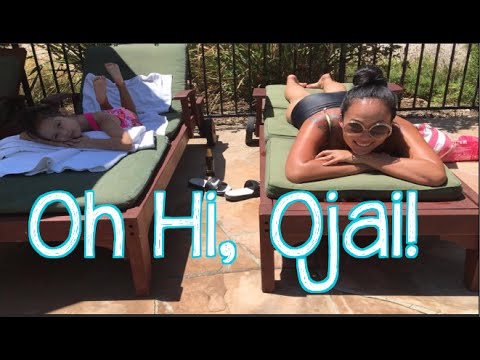 HEADING TO OJAI WITH THE FAMILY! | DITL