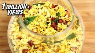 Chivda - Quick Bite  Diwali Special Recipe   Indian Snack Recipe By Ruchi Bharani