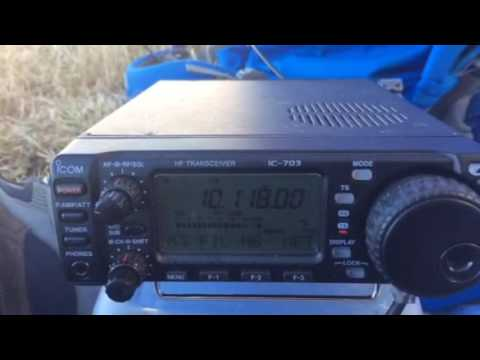 Contact with EA on 30m band