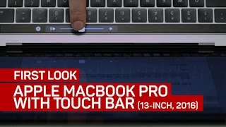 Apple MacBook Pro with Touch Bar review