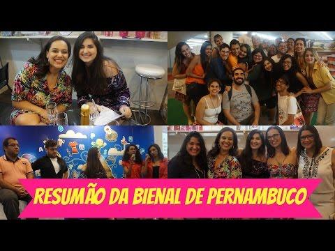 VOU PUBLICAR COM A @QUALISEDITORA + VLOG @BIENAL PE!