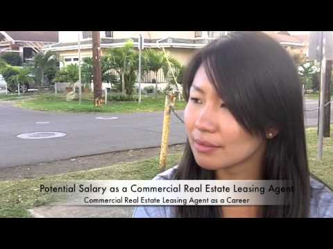 Potential Compensation/Salary as a Commercial Real Estate Leasing Agent