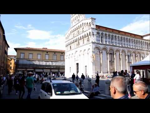 Travel Diary ✈ Livorno, Lucca