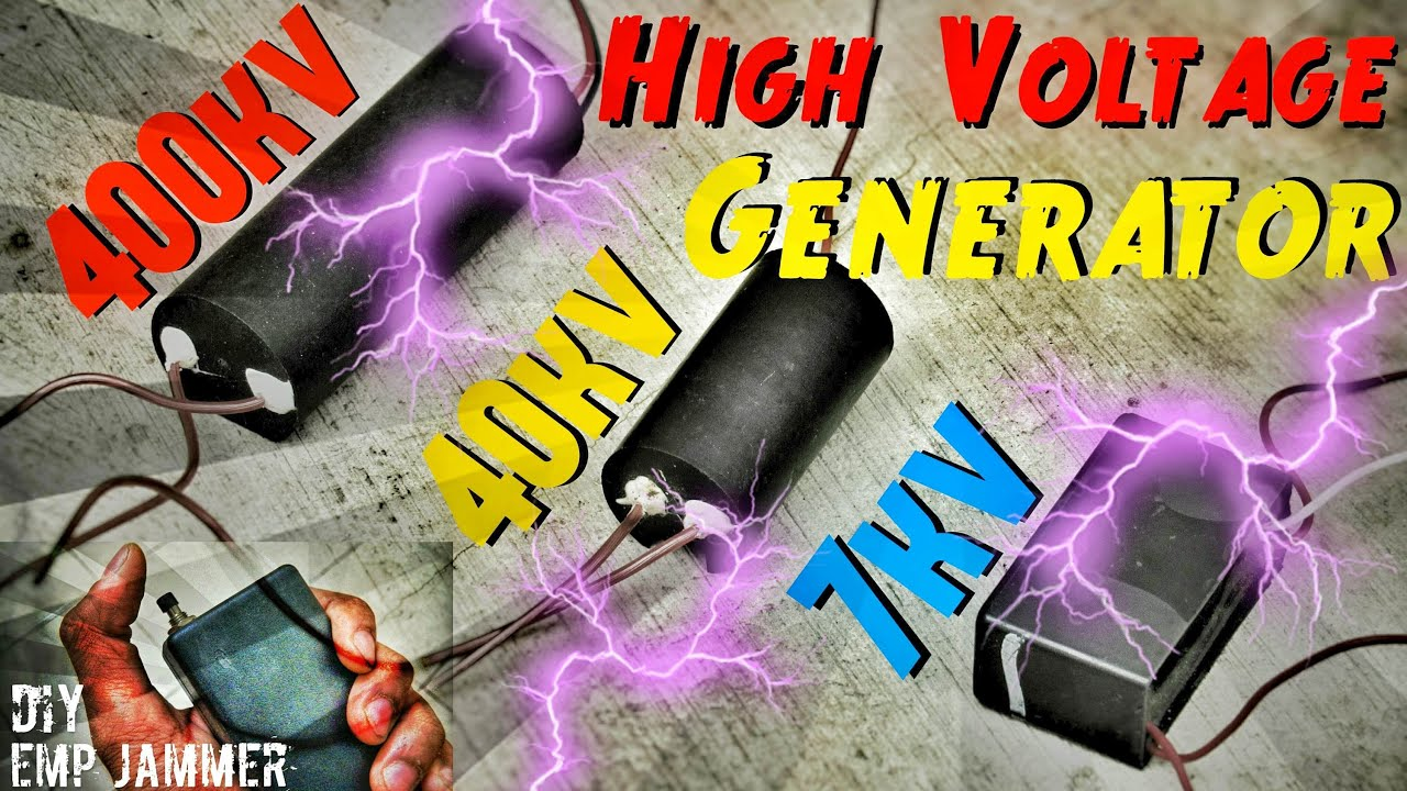 High Voltage Danger Youtube