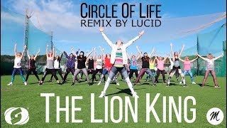 The Lion King   Circle of Life remix by Lucid, Salsation choreography by Marta del Puerto