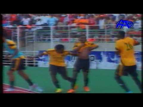 2eme BUT de ETEKIAMA de V.CLUB vs FC RENAISSANCE du CONGO 2 - 1