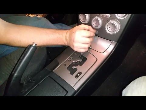 2005 (2003-2008) Mazda 6 Center Console Removal
