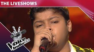 Bhanu Pratap Singh | Performs on Jee Karda |  The Voice India Kids | Episode 22