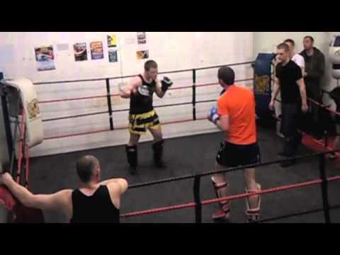 Mark Macgee Eilean Siar Muay Thai @Eclipse Glasgow Interclub March 2011