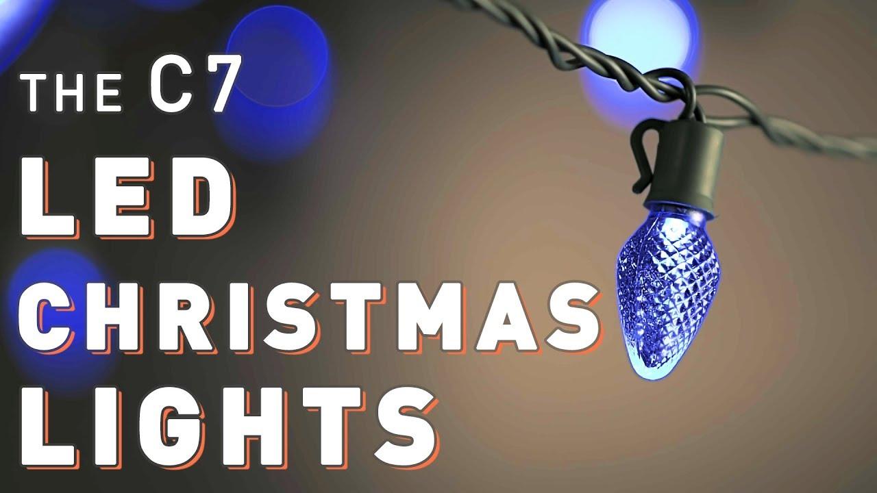 led christmas lights pro christmas led c7