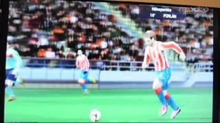 PES 2011 Wii - Gamescom gameplay (Revogamers)