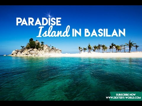 Paradise Island in Basilan, Philippines - A place to see before you die!