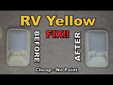 yellow-rv-plastics-back-to-white-how-to-fix-no-paint!
