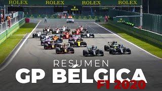 Resumen del GP de Bélgica - F1 2020