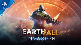 Earthfall Invasion - Launch Trailer | PS4