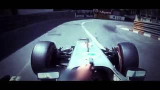 GP de Mônaco 2012 - Schumacher onboard pole lap (Última pole)