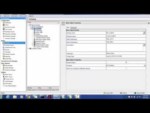 16. Informatica MDM 10 - Trust and Validation rules