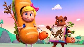 Голди и Мишка - Серия 23 Сезон 2 | Мультфильм Disney Узнавайка