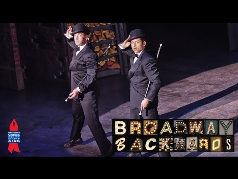 Ken Page, Robin De Jesus, Patricia Morison  2014 Broadway Backwards