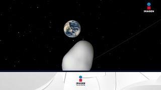 Paso de asteroide casi impacta la Tierra | Noticias con Francisco Zea