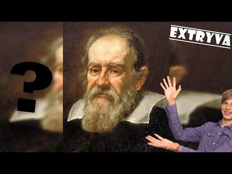Kort engelska-skolprojekt: Who is Galileo Galilei? / Fun facts about Galileo Galilei