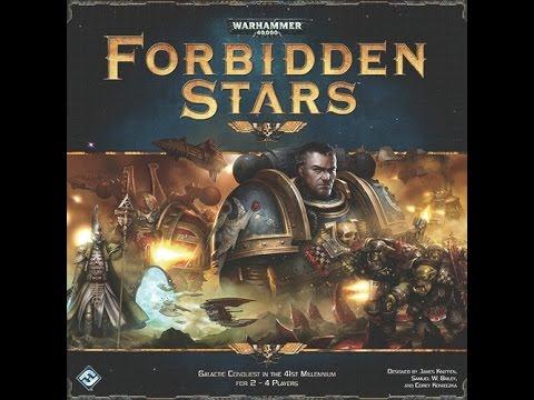 Forbidden Stars review - Board Game Brawl