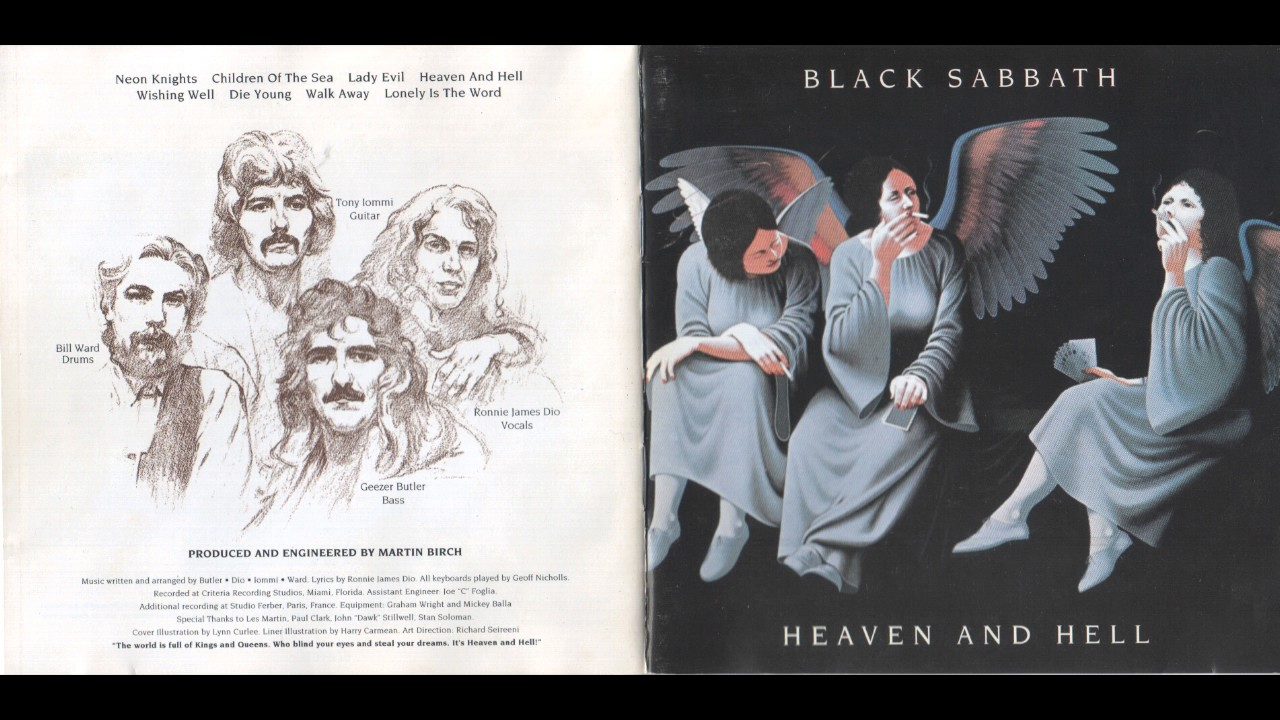 black sabbath heaven and hell lyrics youtube. Black Bedroom Furniture Sets. Home Design Ideas