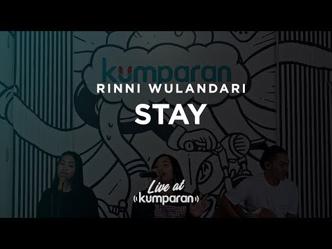 Rinni Wulandari - Stay   Live At Kumparan