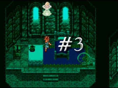 Lets Play Chrono Trigger #3: Disappearing Princess