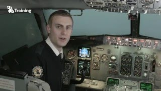 Raw data ILS and stall recovery in B737 FFS - Flight School
