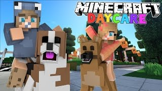 Minecraft Daycare - GOING TO THE PET STORE! (Minecraft Roleplay) #26