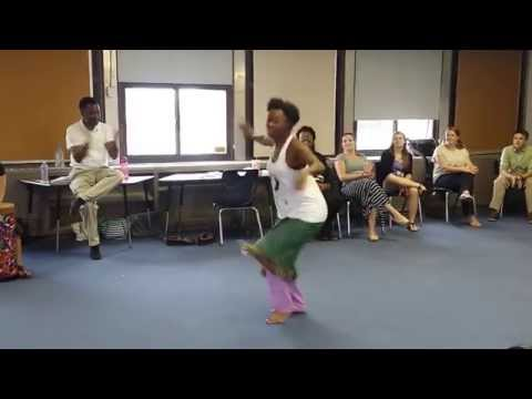 The African American Cultural Center Dancers