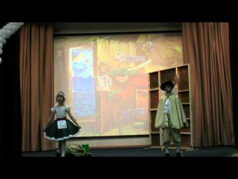Сказка Ослиная шкура(на английском языке) 24.12.15 ученики 5-в класса Гимназия 183 Фортуна