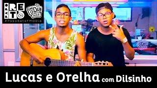 Lucas e Orelha - Menina Nerd