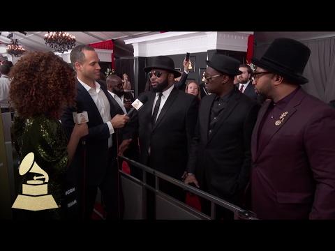 Hezekiah Walker | Red Carpet | 59th GRAMMYs