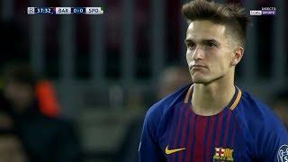 Download Video Denis Suarez vs Sporting Lisbon (Home) (UCL) 17-18 HD 1080i by Kleo Blaugrana MP3 3GP MP4