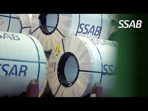 SSAB - Производитель стали с полимерным покрытием