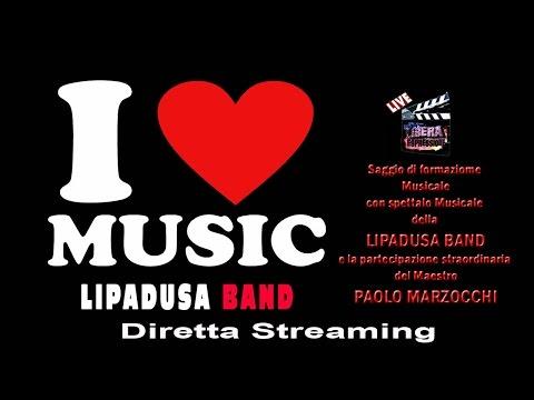 I LOVE MUSIC LIPADUSA BAND