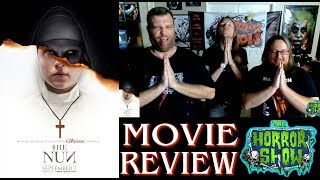 """The Nun"" 2018 NON-SPOILER Movie Review - 'The Conjuring 2' Spinoff - The Horror Show"