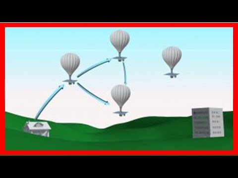 Breaking News | Loon internet balloons to launch in puerto rico - avweb flash article