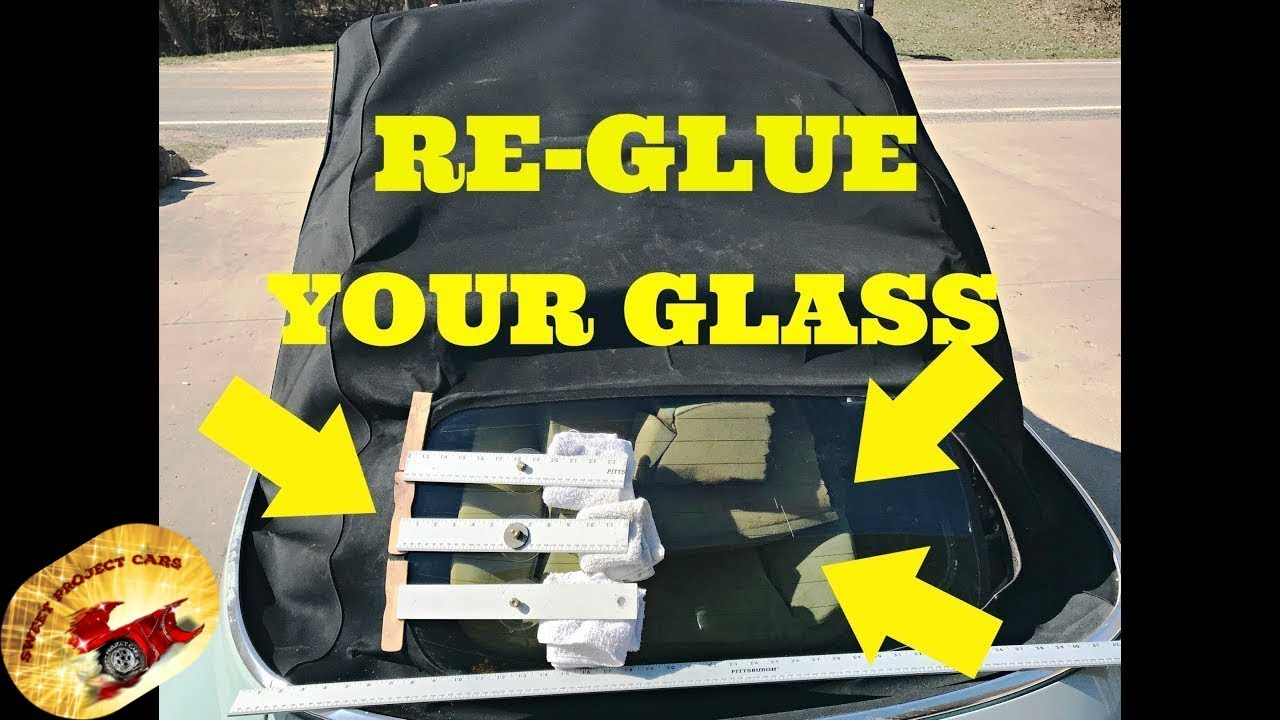 How To Repair A Convertible Top Gl Is Falling Out Vw Bug Audi