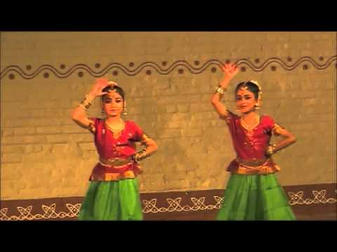 Bhratnatyam Welcome Dance Indian Classical Instrumental Music