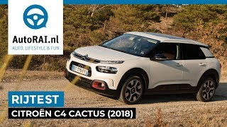 Citroën C4 Cactus (2018) - AutoRAI TV - REVIEW