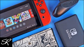 Nintendo Switch Essentials: 5 MUST HAVE Accessories This Holiday!