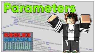 Einsteiger Roblox Scripting Tutorial #7 - Parameter (Beginner to Pro 2019)