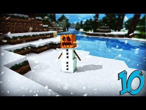 Minecraft - Kar Golemi Hakkında Bilinmeyen 10 Şey