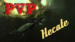 EVE online/Wild Haze - Hecate PvP