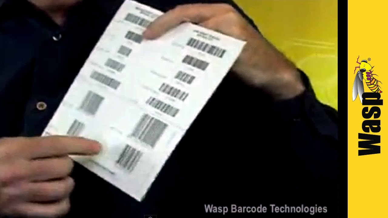 Barcode Bar Codes Barcoding What S It All About Youtube