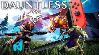 Dauntless Is Coming To Nintendo Switch